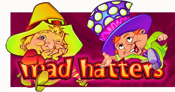Mad Hatter Casino Slots