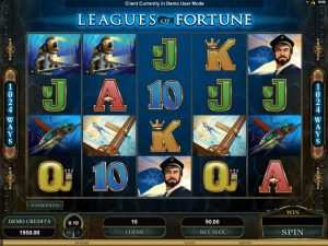 Leagues of Fortune Online Pokies