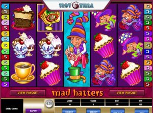 Mad Hatter Casino Slots