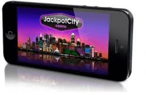 Jackpotcity in Mobile